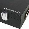 Набор для покера Luxury Cartamundi на 200 фишек, номинал 5-50. 14g-chips
