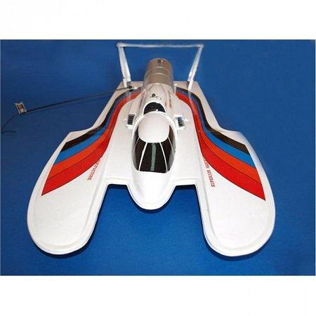 Модель катера на радиоуправлении Racer2