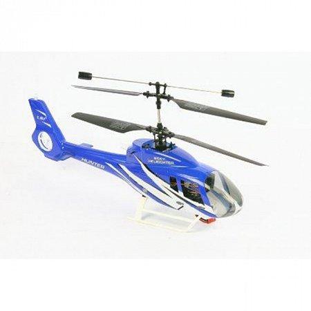 Радиоуправляемый вертолет Hunter EC130 (синий)