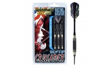Дротики Winmau Crusader Nickel-Silver Softip 18g