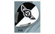 Оперение Harrows Marathon F.A.T. Pear Black 5008