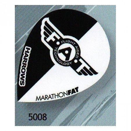 Оперение Harrows Marathon F.A.T. Pear Black 5008