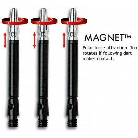 Хвостовики Harrows Magnet Black Short 2BA