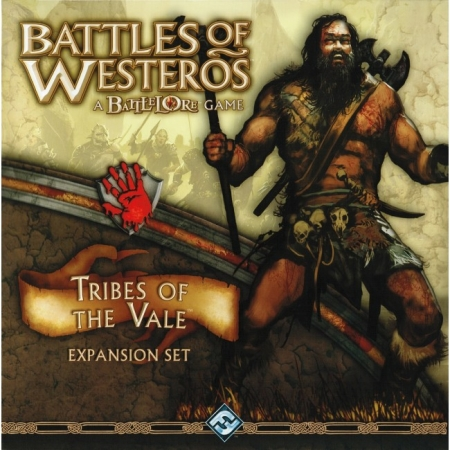 Battles of Westeros: Tribes of the Vale. Дополнение. Англ.