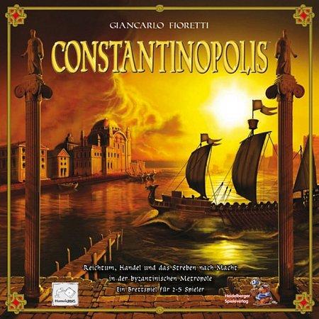 Настольная игра Constantinopolis (Константинополь)