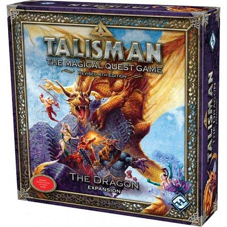 Настольная игра Talisman. Dragon Expansion