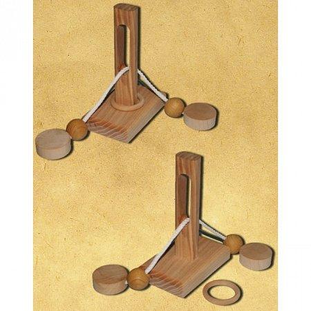 Веревочная головоломка Ушко иголки (8069). Круть Верть