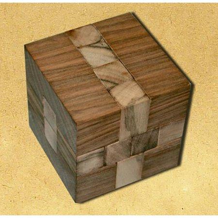 Деревянная головоломка Чудо-Куб. Круть Верть