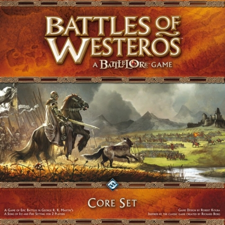 Battlelore: Battles of Westeros. Англ.