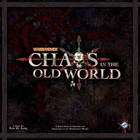 Настольная игра Chaos in the Old World