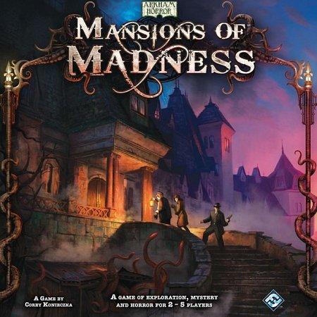 Mansions of Madness (англ.)