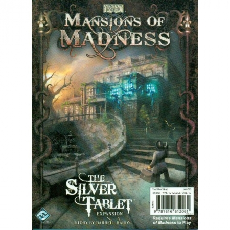 Mansions of Madness. The Silver Tablet (англ.)