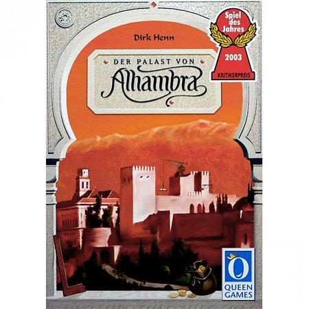 Настольная игра Alhambra (англ.)