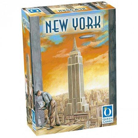 Настольная игра Alhambra. New York