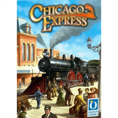 Настольная игра Chicago Express (англ.)