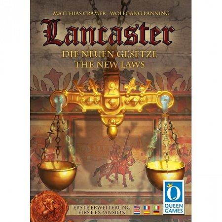 Настольная игра Lancaster: The New Laws