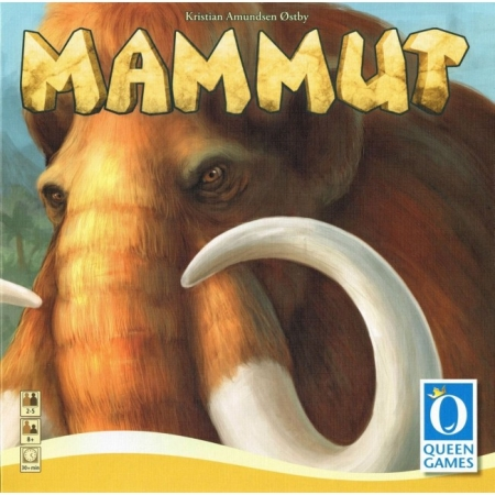Настольная игра Mammut