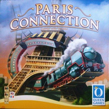 Настольная игра Paris Connection