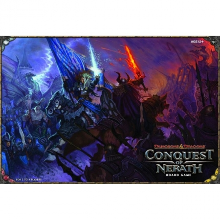 D&D Conquest of Nerath. BoardGame (англ.)