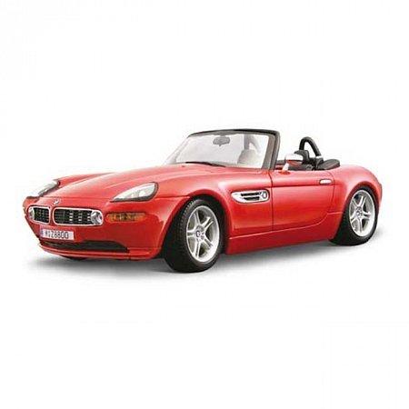 Авто-конструктор BMW Z8 (2000) (красный, 1:18)