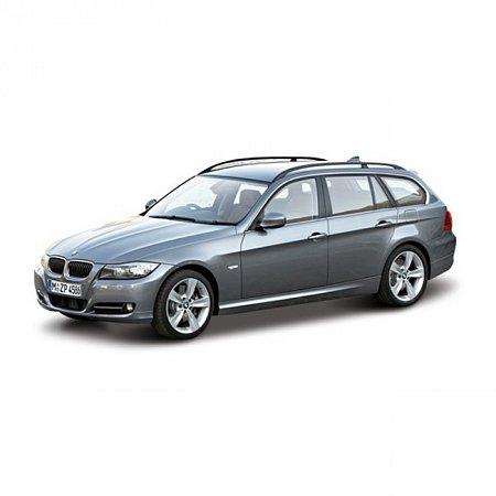 Изображение - Авто-конструктор BMW 3 SERIES TOURING (серый металлик, 1:24)