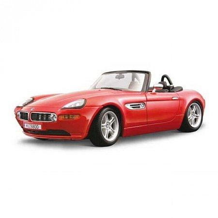 Изображение - Авто-конструктор BMW Z8 (2000) (красный, 1:24)