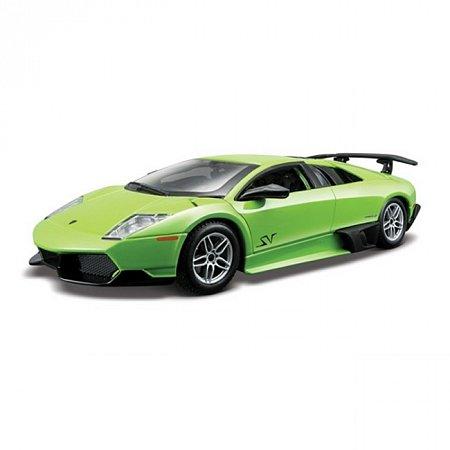 Изображение - Авто-конструктор LAMBORGHINI MURCIELAGO LP670-4 SV (зеленый, 1:24)