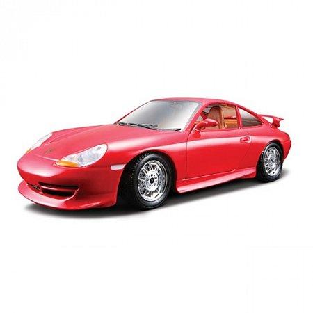 Авто-конструктор PORSCHE GT3 (1998) (красный, 1:24)