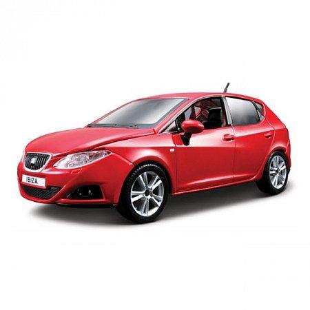 Изображение - Авто-конструктор SEAT IBIZA (красный, 1:24)