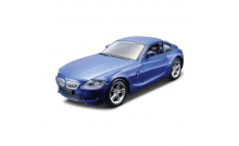 Авто-конструктор BMW Z4 M COUPE (синий, 1:32)