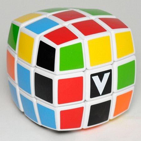 Кубик Рубика V3 с белой основой (V-CUBE 3)