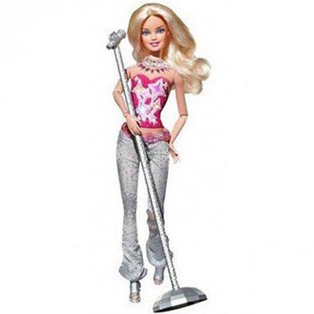Кукла Барби Модница Звезда сцены