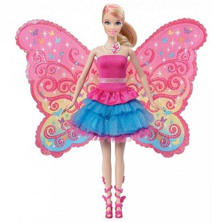 Кукла Барби Волшебные крылья из серии Барби. Тайна фей