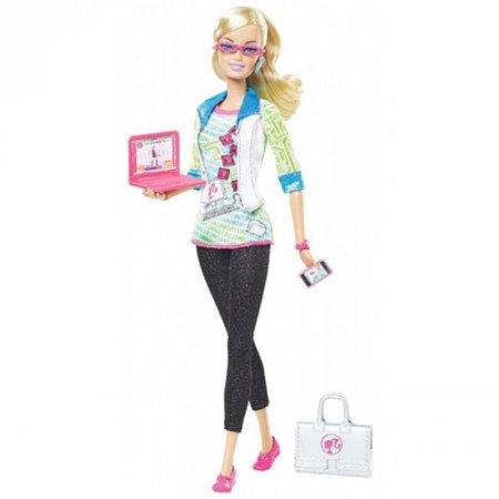Кукла Барби Программистка