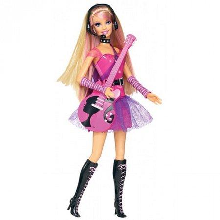 Изображение - Кукла Барби Рок-звезда