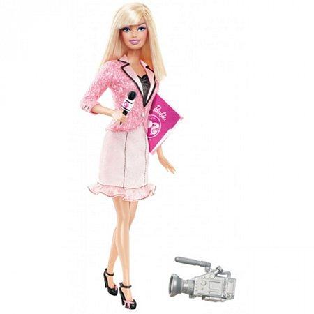 Кукла Барби Ведущая теленовостей