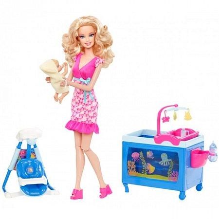 Изображение - Кукла Барби Няня