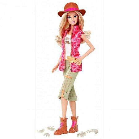 Кукла Барби Палеонтолог
