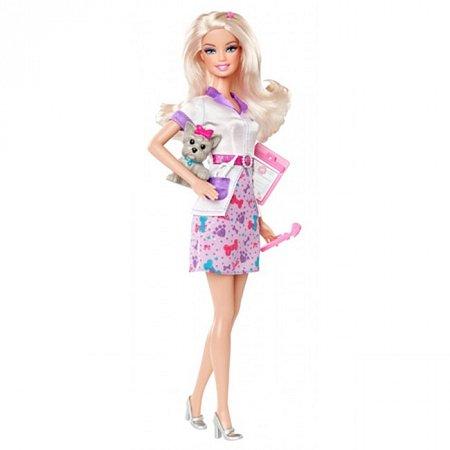 Кукла Барби Ветеринарный врач