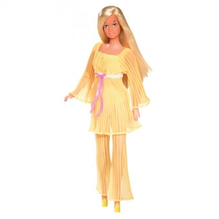 Кукла Барби Малибу 1971 серии Капсула времени