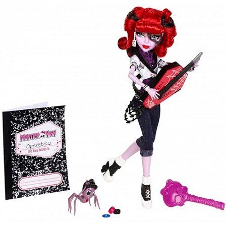 Кукла Оперета Monster High
