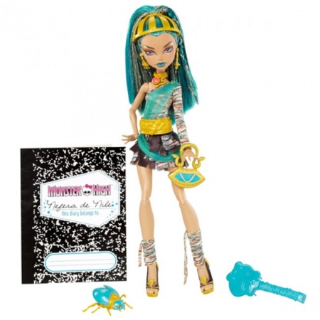 Кукла Нефера де Нил Monster High