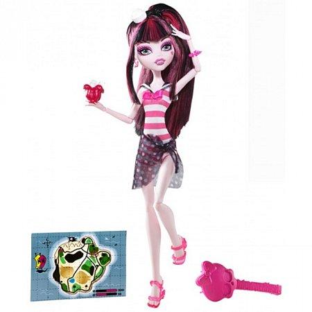 Кукла Дракулора Monster High Весенние каникулы