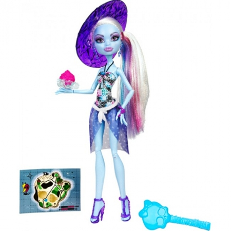 Кукла Ебби Буминебл Monster High Весенние каникулы