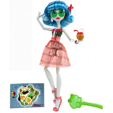 Кукла Гулия Элпс Monster High Весенние каникулы