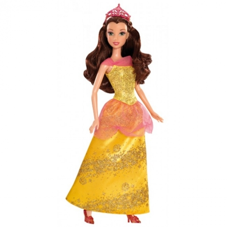 Кукла Сияющая Бэль, серия Принцессы Диснея