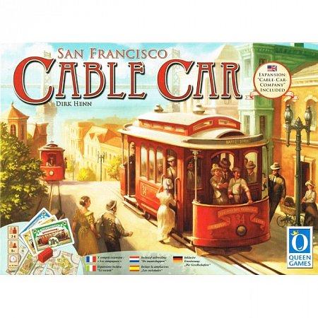 Настольная игра San Francisco Cable Car