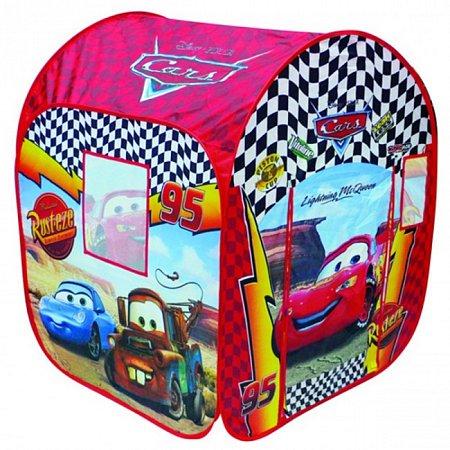 Игровая палатка-домик Тачки с шариками (EF366)