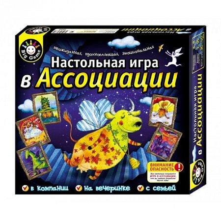 Настольная игра в ассоциации Ранок. 5890