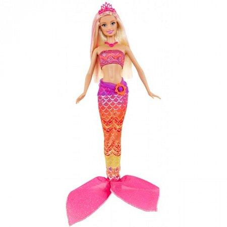Кукла Барби Мерлия из м/ф Приключения русалочки 2
